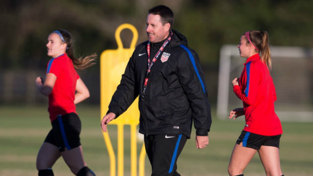 U.S. U17 WNT headed to Argentina