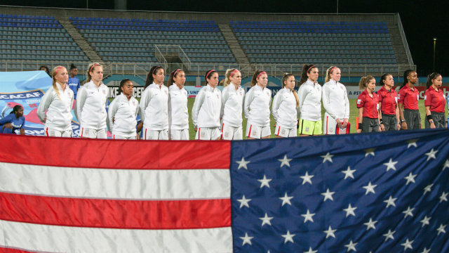 U20 WNT heads to France for training camp