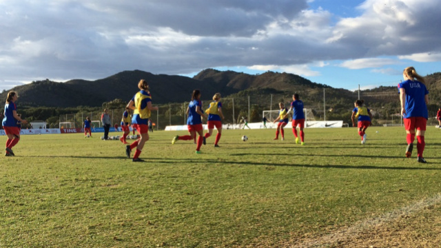 U18 WNT heads to 12 Nations Tournament