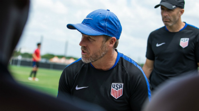 U17 MNT heads to Chula Vista for training