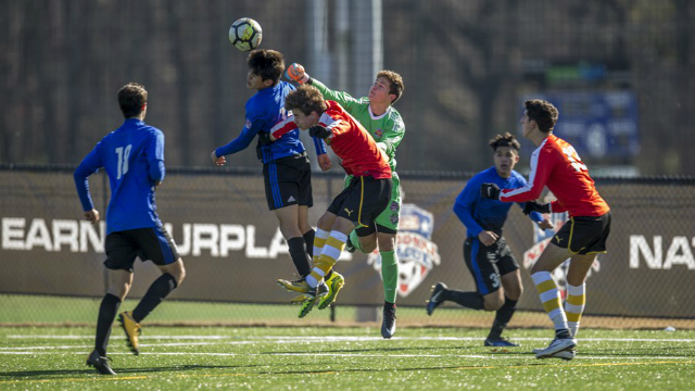 National League Vegas Preview: U17 Boys