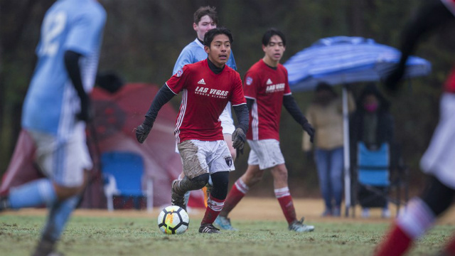 National League Vegas Preview: U15 Boys