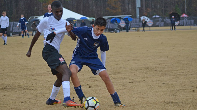 National League Vegas Preview: U14 Boys