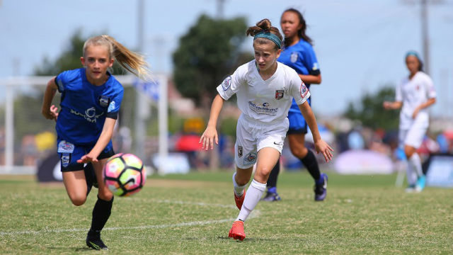 US Youth National League Vegas: Girls U14