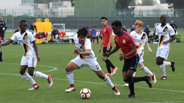 Standouts from the U16 BNT games