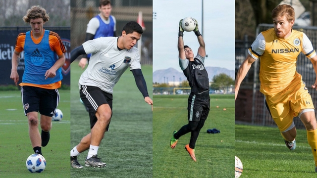 Rookies to watch in the USL in 2018