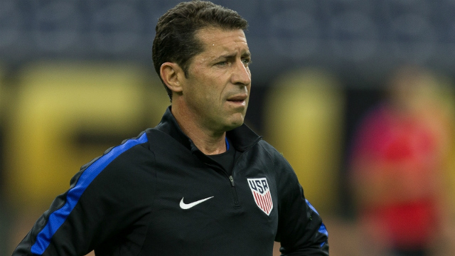 Ramos names roster for U20 trip to Spain