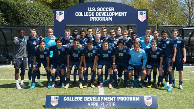 Coaches hail U.S. Spring College Program