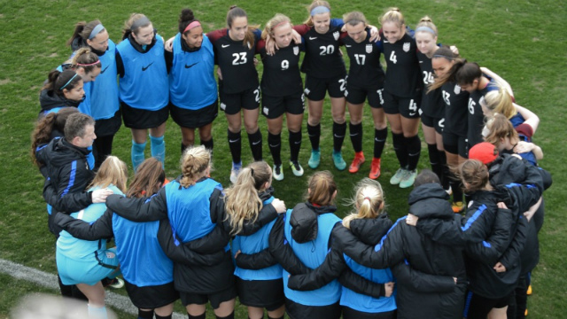 48 players called in for U18, U19 WNT camps