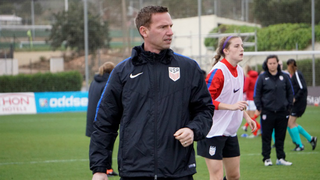 U.S. U23 WNT roster named for training camp