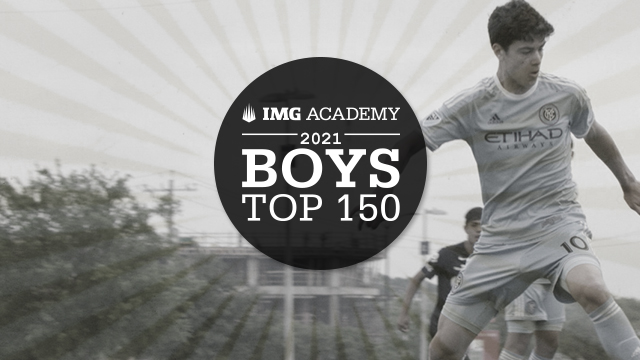 IMG Top 150 Players: Boys Class of 2021