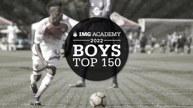 IMG Top 150 Players: Boys Class of 2022
