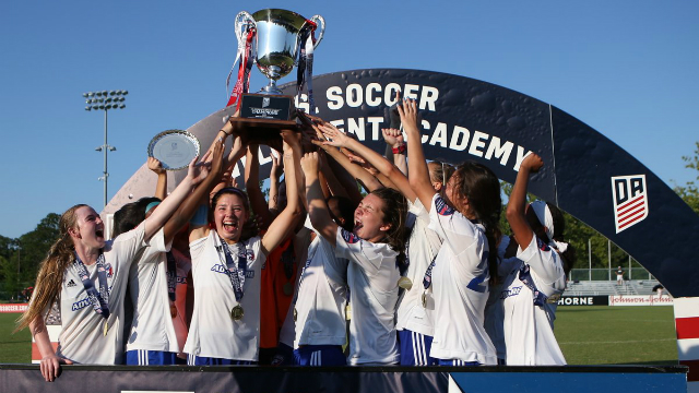 Girls Development Academy Finals Standouts