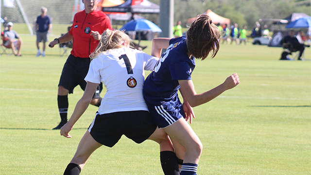 ECNL Phoenix: Standouts from Day 1