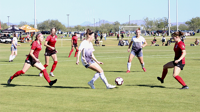 ECNL Phoenix: Making a mark on Saturday