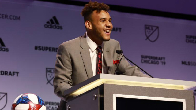 MLS Draft Notebook: Williams' wild ride