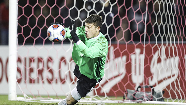 Indiana GK Trey Muse signs with Sounders FC