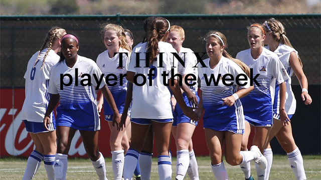 Girls Club Soccer Player of the Week
