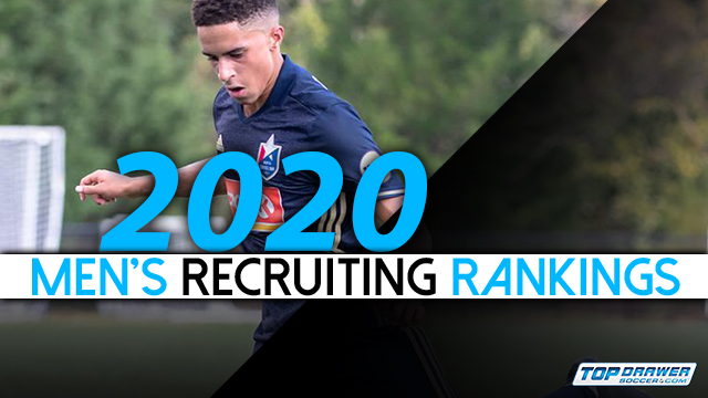 2020 Men's Recruiting Rankings: April