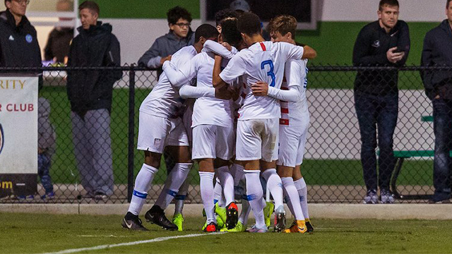 U.S. U17 roster announced for Concacaf