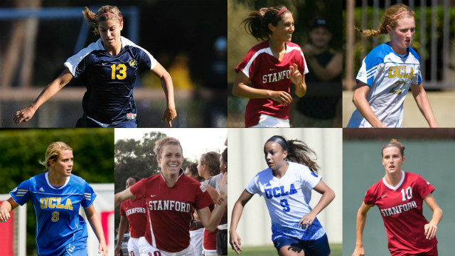 USWNT World Cup squad: The college years | College Soccer