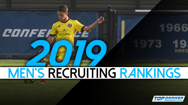 2019 Men's Recruiting Rankings: May | Club Soccer | Youth Soccer
