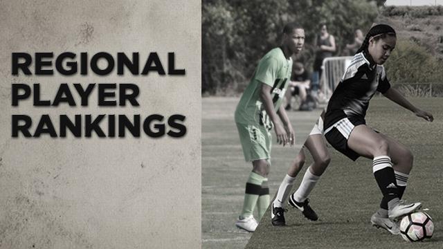 Boys Regional Rankings: Class of 2023 | Club Soccer | Youth