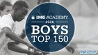 IMG Top Club Soccer Players: Boys 2024