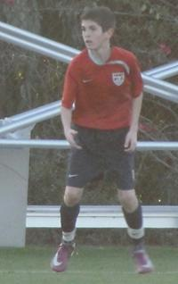 boys u14 national team christian pulisic