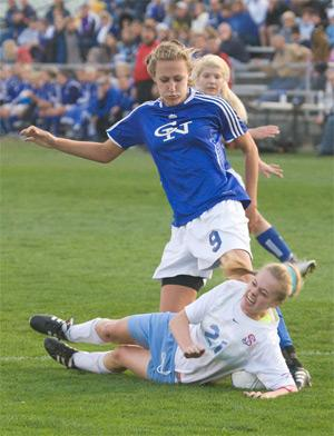 girls club soccer morgan proffitt