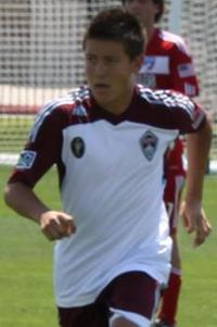 colorado rapids boys club soccer dillon serna