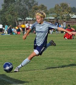 girls club soccer west coast fc natalie jacobs