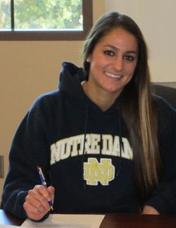 womens' college soccer player lauren bohaboy
