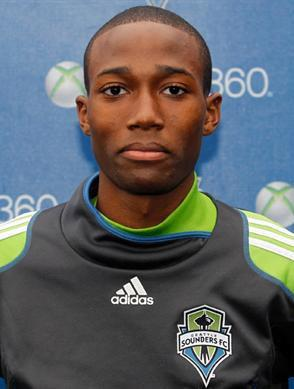 boys club soccer player dominique dismuke