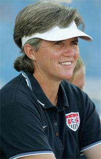 u.s. soccer women's technical director april heinrichs