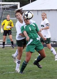 womens soccer player heather buckwald