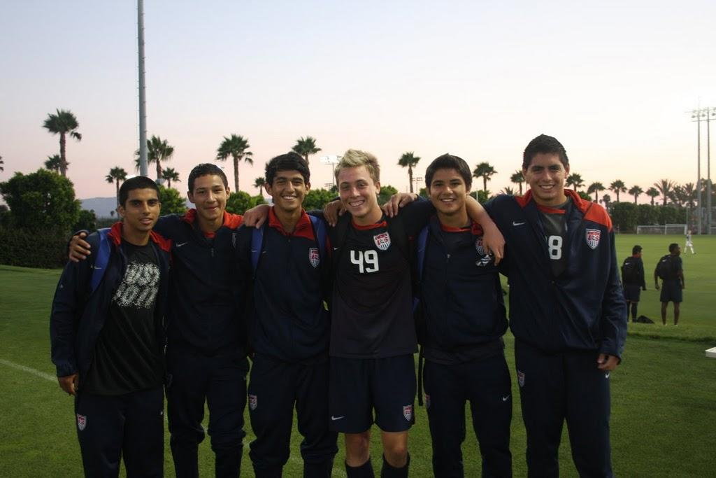u15 boys national team club soccer