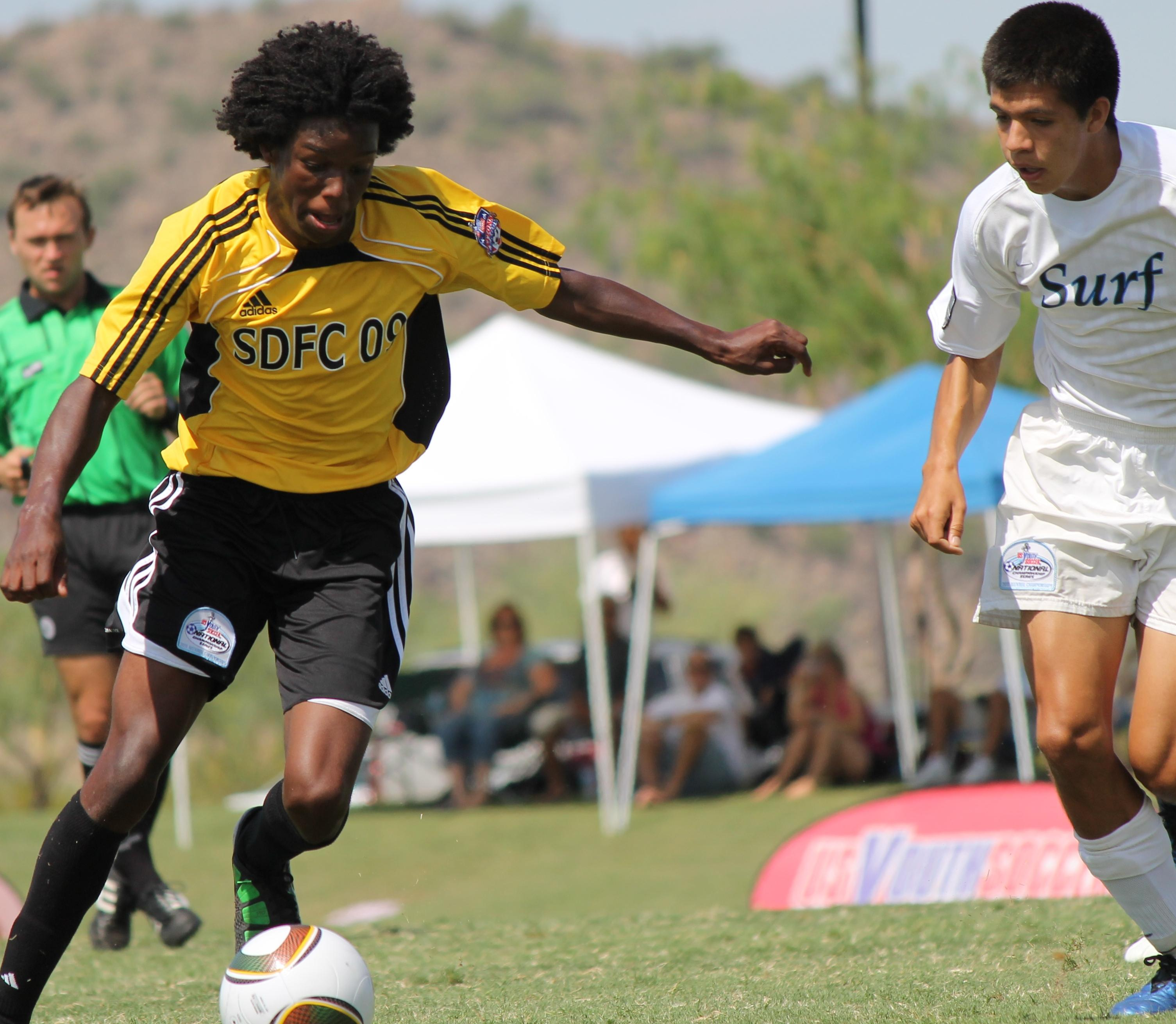 us youth soccer nationals club soccer