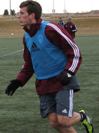 Colorado Rapids' Shane O'Neill