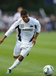 akron men's college soccer player deandre yedlin