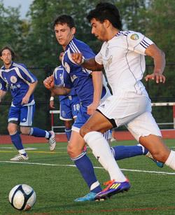 men's college pdl reading united player
