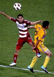fc dallas boys club soccer player daniel garcia