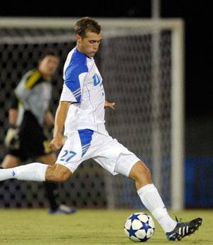 ucla mens college soccer player joe sofia jr.