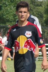 boys club soccer player Arun Basuljevic