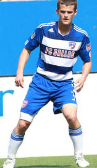 Michael Ambrose, FC Dallas, Maryland, club soccer, top freshman
