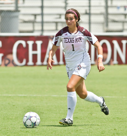 Texas A&M Women's College Soccer