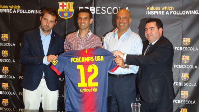 FCB announce expansion in U.S. youth camps