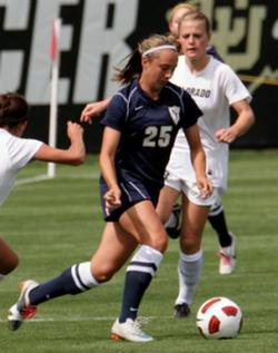 college soccer player Brittany Dunn Northern Colorado