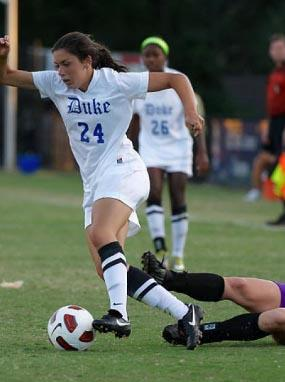 duke womens soccer mollie pathman