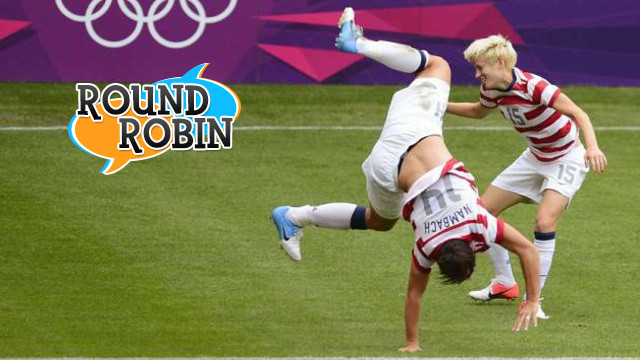 Round Robin: U.S. WNT on track for gold?